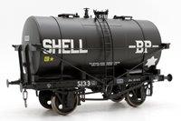 14T Tank Wagon Class B Shell BP Black 5133