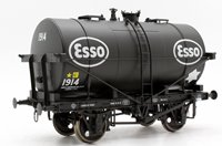 14T Tank Wagon Class B Shell Esso Black 1914