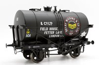 14T Tank Wagon Class B Berry Wiggins Black 101