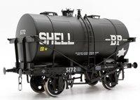 14T Tank Wagon Class B Shell BP Black 5172