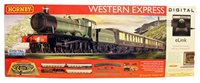 Western Express Digital Train Set with eLink and TTS sound loco