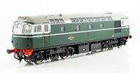 Class 26/0 #D5301 Green