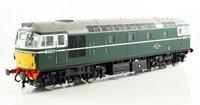 Class 26/0 #D5317 Green Small Yellow Panels