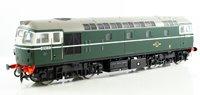 Class 26/0 #D5309 Green