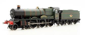 BR 4-6-0 'Helmingham Hall' 4900 Hall Class, Late BR Locomotive
