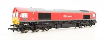 Co-Co Diesel 'DP World London Gateway' '66185' Class 66 Locomotive