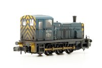N Scale Class 03 03170 BR Blue Wasp Stripes & Air Tanks Weathered