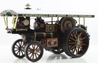 CC20520 BURRELL SHOWMANS KING OF THE BELGIANS