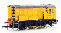 Network Rail 0-6-0 Class 08 417 Diesel Shunter Locomotive