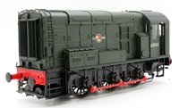 Class 08 #D3043 BR Green Late Crest No Warning Panels Diesel Shunter Locomotive
