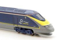 Kato 10-1297 Eurostar (2015) 8 Car Powered Set (New Livery)