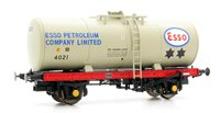 Heljan 1151 A Tank ESSO 4021 (grey with ESSO PETROLEUM lettering on barrel)