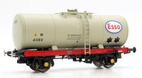 Heljan 1152 A Tank ESSO 4089 (grey with ESSO logo only)