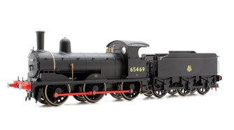 BR Black J15 Class, Early BR 0-6-0 Locomotive '65469'