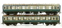 Mk1 Coach Pack 'Works Test Train' BR Blue & Grey - Weathered