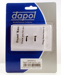 Dapol 2A000012 Long Arm Magnetic Couplings - 1 Pair