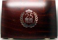 Bachmann limited edition wooden twin locomotive presentation box