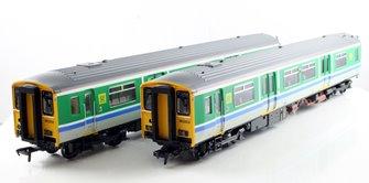 Class 150/2 #150202 Centro 2 Car DMU