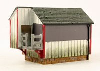 Hornby Skaledale Disused Signal Box