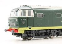 Heljan 3522 Class 35 D7012 in plain green