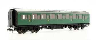 SR Maunsell Corridor Third Class Coach No.1216