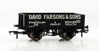5 Plank Wagon Wooden Floor 'David Parsons & Son'