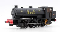 Class J94 0-6-0 Steam Locomotive  #8064 LNER with original bunker height