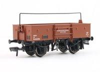 13 Ton Open Wagon with Sheet Rail Highbar BR Bauxite (Early)