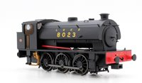 Class J94 0-6-0 Steam Locomotive #8023 LNER with original bunker height