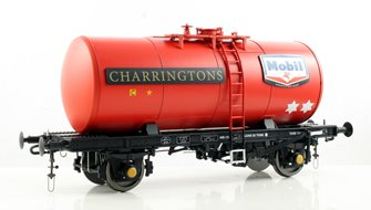 Class B Tank Wagon - Mobil Charringtons Red