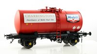 Class B Tank Wagon - Mobil Charringtons Fuel Oils Red