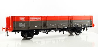 OAA Open Wagon Railfreight Red/Grey