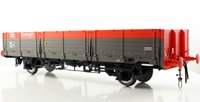 OAA Open Wagon Railfreight ABN Red/Grey