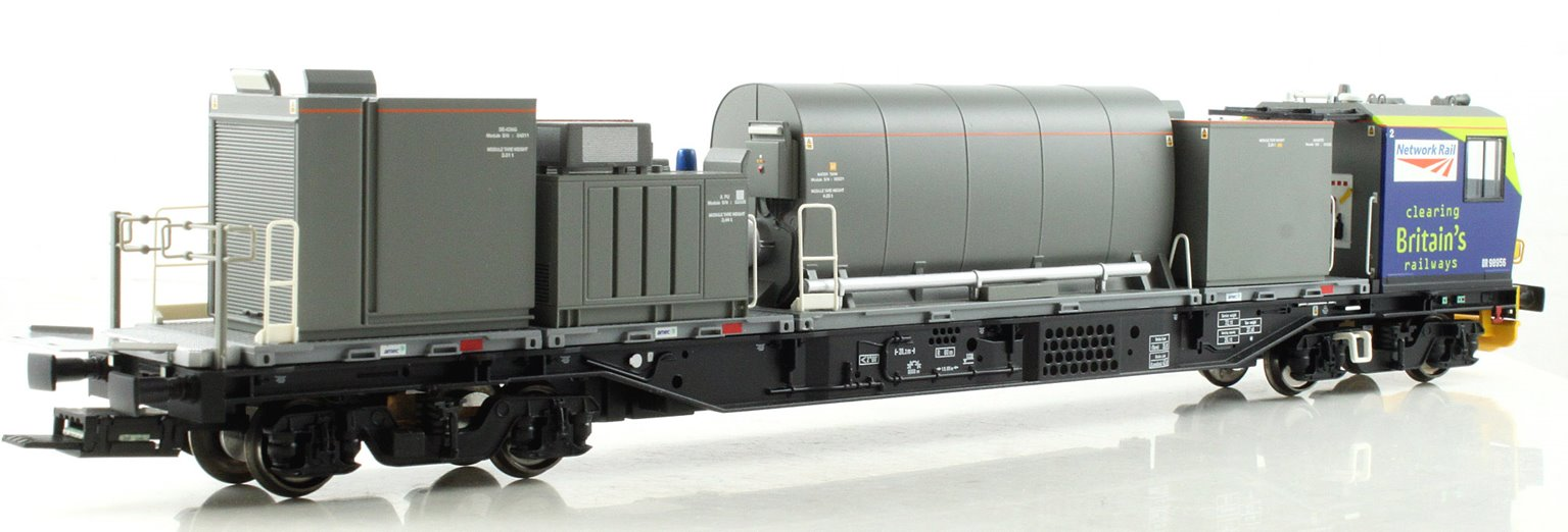 Windhoff MPV Multi-Purpose Master and Slave Network Rail