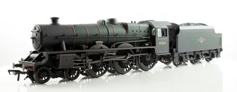 Jubilee Class 'Victoria' #45565 BR Lined Green Late Crest - Weathered