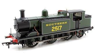 Class E4 Southern Green 0-6-2 Tank Locomotive 2517 - FREE UK POST