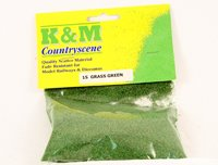 Green Grass Scatter Material