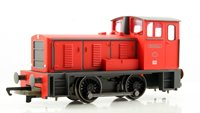 RailRoad Bagnall Shunter Locomotive