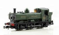 Dapol Class 57xx Pannier 0-6-0 #9744 In 'British Railways' Green livery