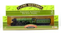 NRM LNER 4-6-2 'Flying Scotsman' A3 Class, 'As Preserved' circa 2011 Locomotive (Static Diecast Model)