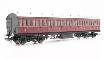 LMS Non-Corridor 57' Third Class Coach