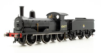 BR Black (Early) Class J15 0-6-0 Steam Locomotive 65477
