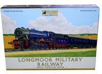 Longmoor Military Railway Collectable Train Pack