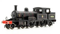 Oxford Rail OR76AR002 Adams Radial 4-4-2T 30584 in BR early black Locomotive