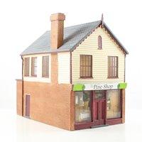 Hornby Skaledale The Pine Shop