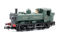 Dapol Class 57xx Pannier 0-6-0 #9744 In 'British Railways' Green livery - DCC