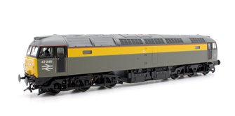 Class 47 346 BR Departmental Dutch Livery Diesel Locomotive DCC SOUND - FREE UK POST