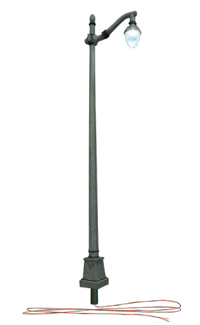 Arched Cast Iron Street Lights - O Scale