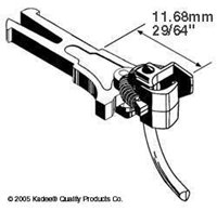 Kadee 20 NEM362 European Coupler Long 11.68mm (2pr)