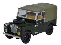 Oxford Diecast LAN188020 Land Rover Series 1 88 Canvas REME
